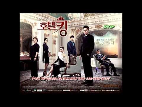 Kim Jin Ho - Hurts (sub Español) [Hotel King OST]
