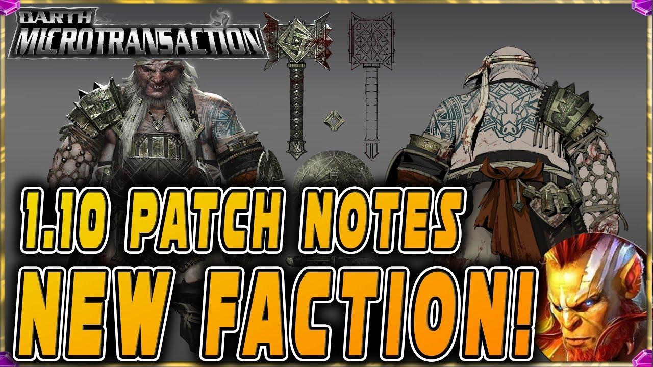 DWARFS! NEW FACTION! Legendary BUFFS! Patch 1 10   Raid: Shadow Legends