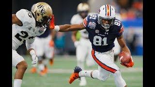 Auburn Tigers Football - Official 2018 Pump Up [HD]