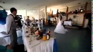 невеста поет на свадьбе песню для жениха круто 2014