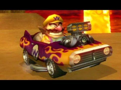 Mario Kart Wii - 150cc...