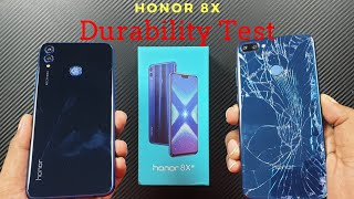 Huawei Honor 8x Durability (SCRATCH, WATER, BEND, DROP) Test ! 15 Layer Glass ?