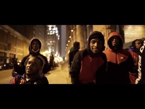 LosBandz ft. Luh Half & Problogang Kb - Roll With Us (Official Music Video)