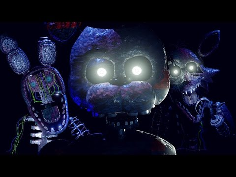 SCARIEST FIVE NIGHTS AT FREDDY'S GAME EVER!