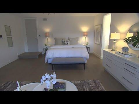 A Sleek and Serene Master Bedroom