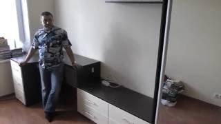 Мебель для мальчика. Новогиреево Молостовых 8 к.4(, 2016-08-14T10:28:32.000Z)