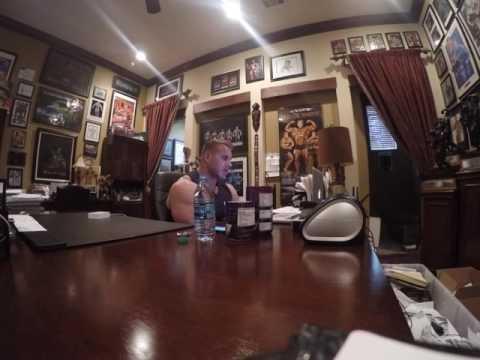 Jay Cutler Interview (1)