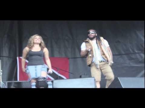 Lion I Feat. Jade Mayjean Peters - Far Away[ LIVE IN IPSWICH 2013] ....... STREETCORNER TV