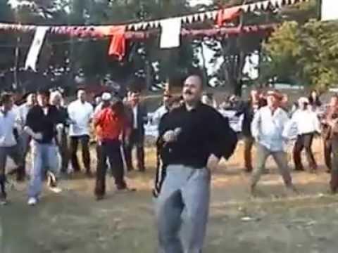 Davut Sahin Hasanseyh Festıval Goruntulerıyle Halaylar