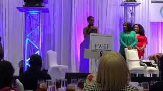 Solange Knowles Keynote Speaker at TWEF Luncheon
