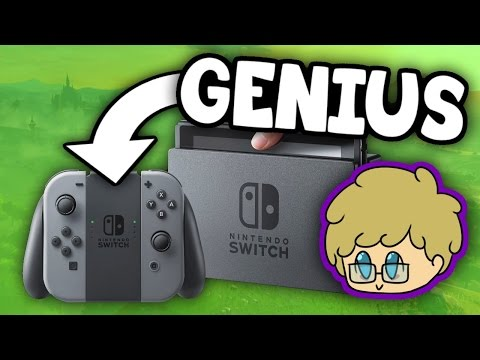 The Genius Potential of the Nintendo Switch
