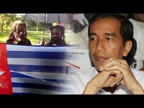 Video KKB Papua Peringatkan Jokowi Lewat Surat Terbuka
