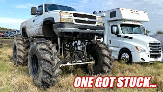 homepage tile video photo for Took the Mud Truck Out To an INSANE Mud Hole!! Freedom Force 1 Gets Stuck Immediately...