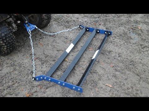 JSA ATV / 4x4 Grader