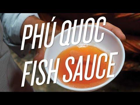 Phú Quốc Fish Sauce