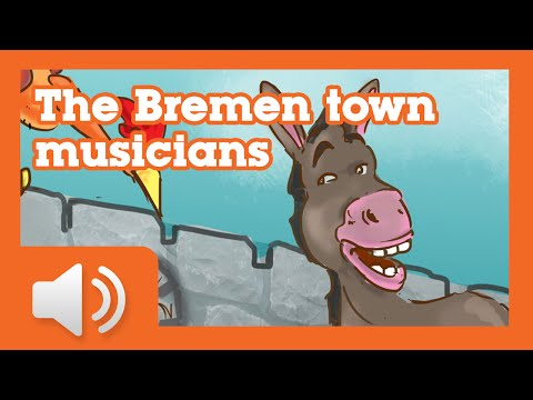 The Bremen Town Musicians - Fairy Tales And Stories For Children