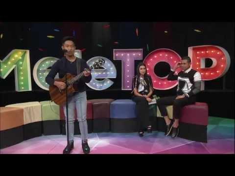 MeleTOP - Persembahan LIVE Aziz Harun 'Senyum' Ep126 [31.3.2015]