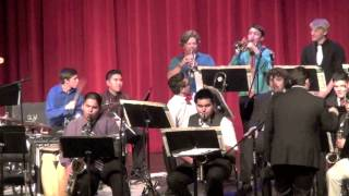 Mic Gillette & Golden Valley H.s. A Jazz Ensemble - Squib Cakes!