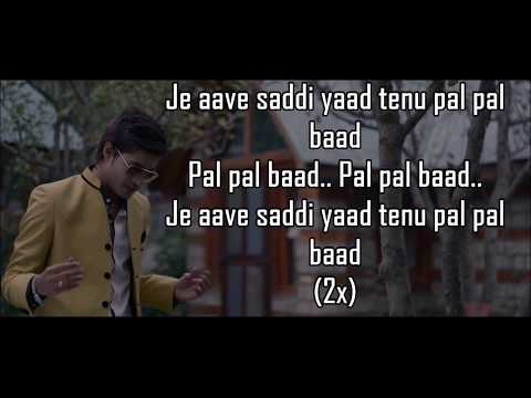 PYAAR LYRICS | MANI LADLA |  Punjabi Song 2015 |