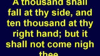 Psalm 91 - God