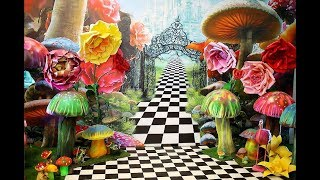Алиса в стране чудес - театрализованная программа от Шоу Максимум