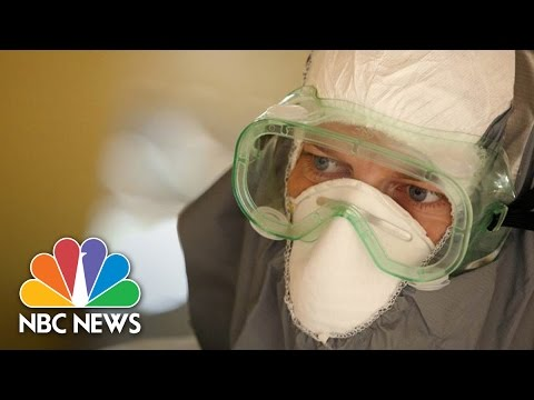 Ebola Outbreak: U.S. Healthcare Workers Take Precautions | NBC News