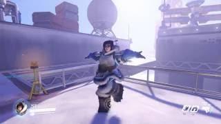 Overwatch: Mei yay emote