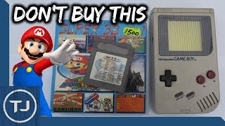 The Worst GameBoy Multi-Cart Ever...