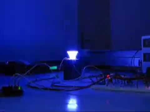 Arduino based Light Organ