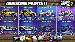 Hill Climb Racing 2 - Rarest Offers In The Game