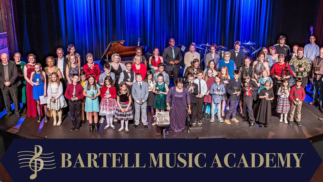 Online Music Lessons Bartell Music Academy Youtube