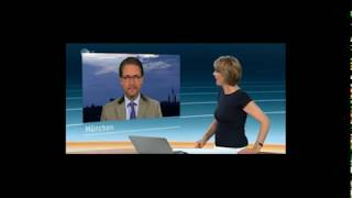 CSU Scheuer fetzt sich mit Marietta Slomka