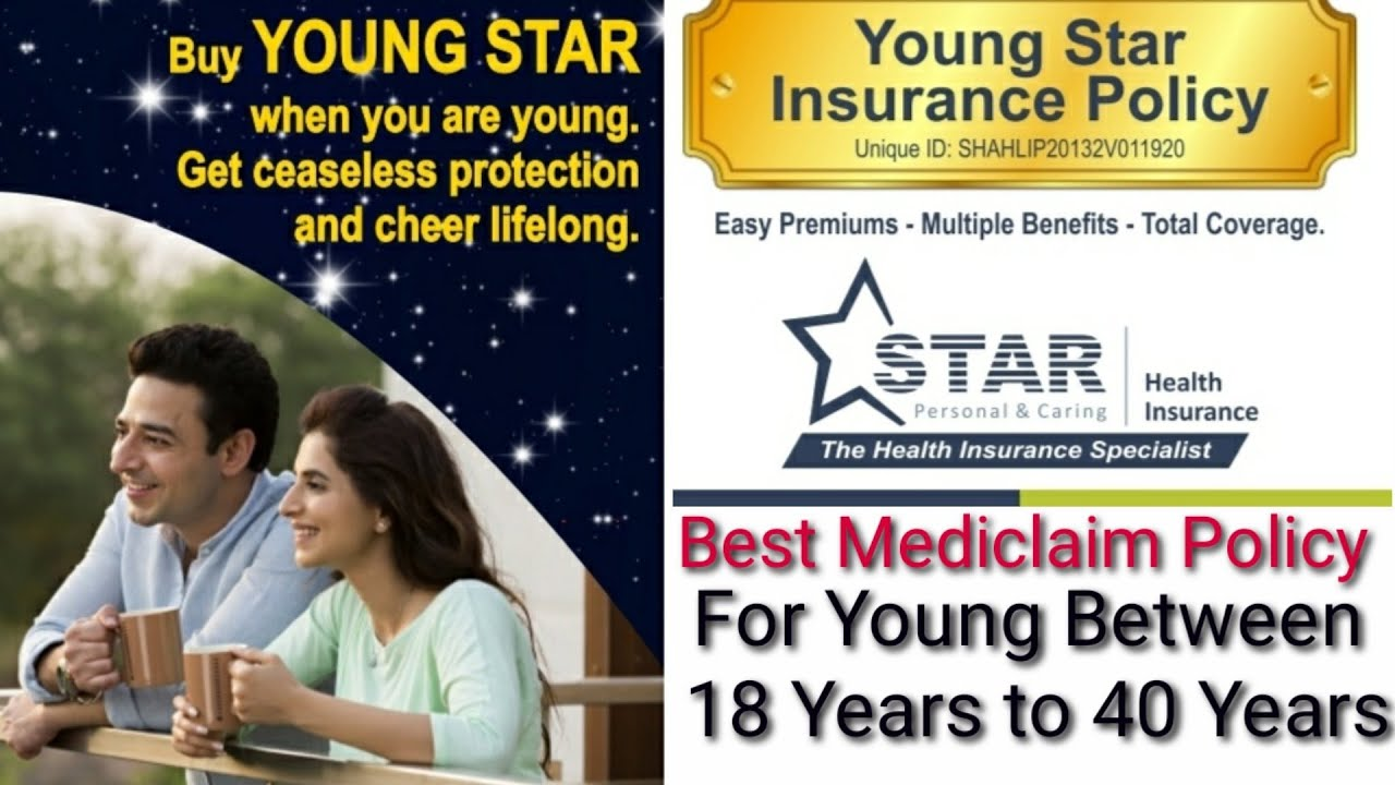 Young Star Insurance policy star health plan,Best health ...