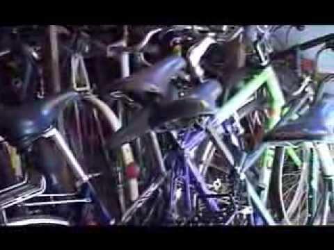 Luge i mesta, Tv Telma - SKOPJE, kolekcioner na velosipedi
