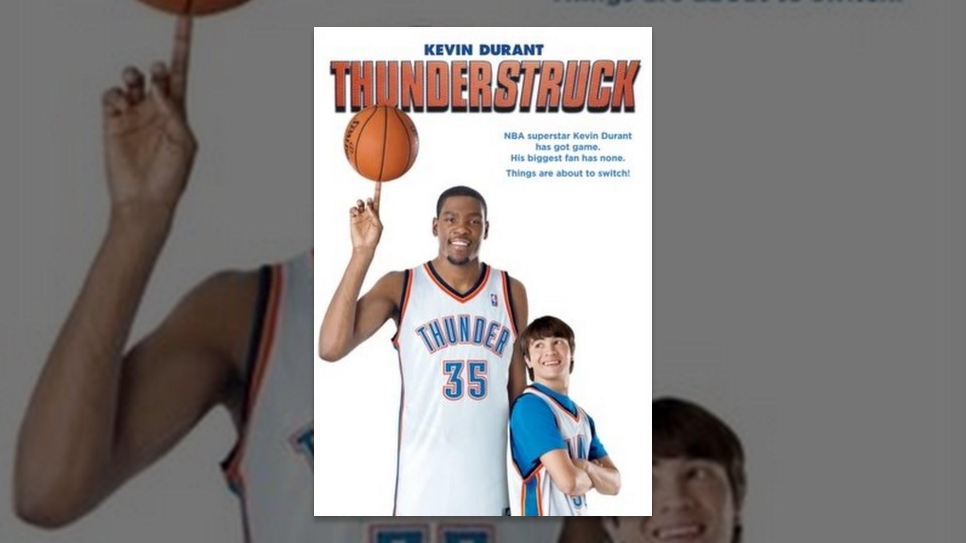 12486f04b837 Thunderstruck TRAILER 2012 Kevin Durant Basketball Movie HD - PageBD.Com