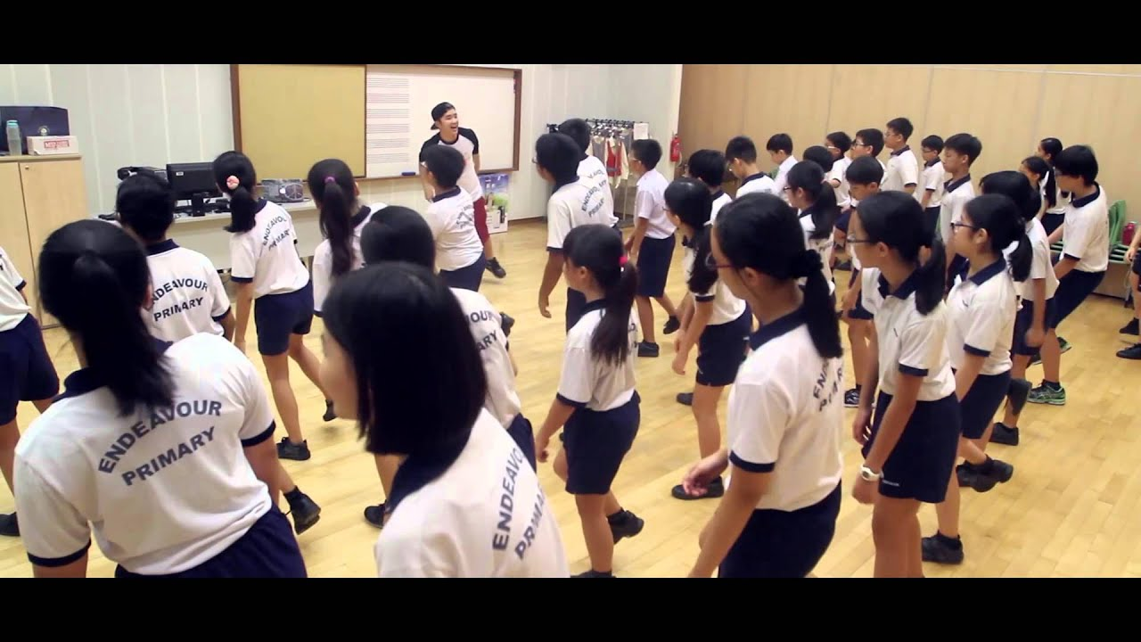 JUMP Dance Programme 2014: Endeavor Primary School (Primary 6)