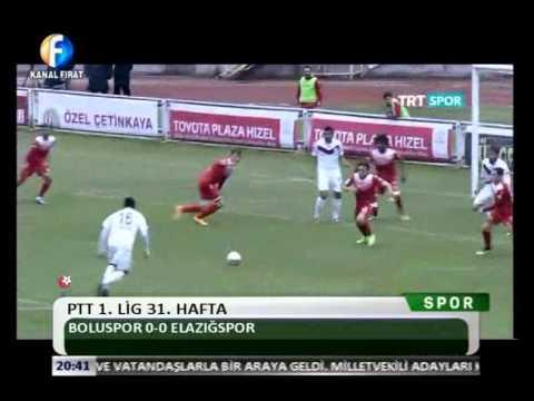 Kanal Fırat Spor - PTT 1. Lig 31. Hafta