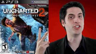 Uncharted 2: Among Thieves game review