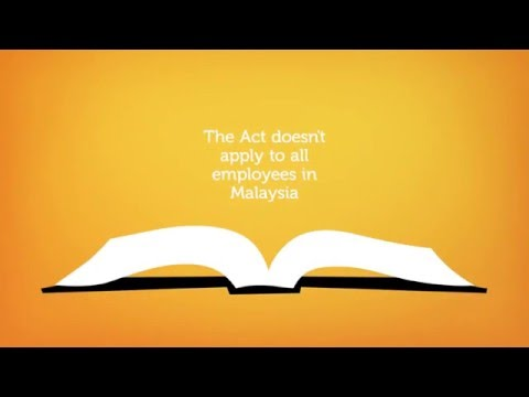 Malaysian Employment Act