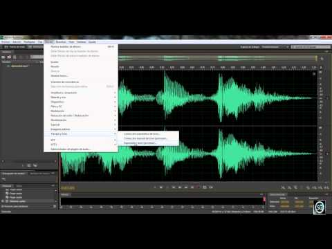 Tutorial Adobe Audition Cs6   Creando Una Cuña Para DJs DM PRODUCTION 2012