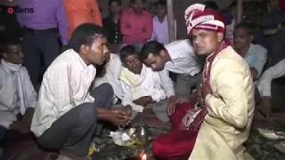 В Индии гость застрелил жениха прямо во время свадьбы