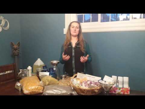 DIY Herbal Remedy for strains, sprains, fractures, bruises & irritated skin