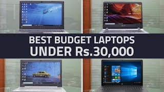 Best Budget Laptops Under Rs. 30,000 in India