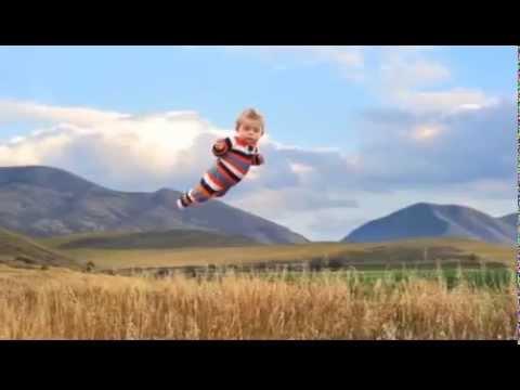 Will, el niño con síndrome de Down que podía volar - YouTube