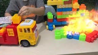 Bé Chơi Đồ Chơi Xếp Hình Thông Minh-Pluzzle Toys-Benrikds