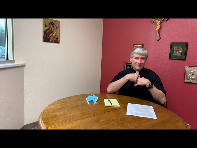 Live Q&A with Father Jacobi (Spanish) - May 21, 2020