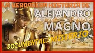 La verdadera historia de Alejandro Magno en Documentales Sonoros en 2016