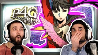 【 PERSONA 4 GOLDEN 】 My Little Yuki CAN'T Be This CUTE!  | BLIND Gameplay Walkthrough | Part 3