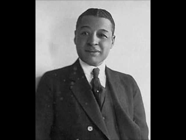 Nobody - Bert Williams (1906)