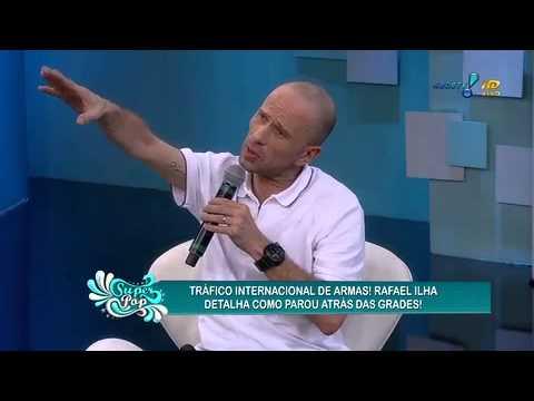 Super Pop 30/07/2014 - Rafael Ilha Diz Que Arma Foi Presente Da Esposa